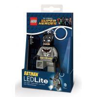 LEGO DC Super Heroes Grey Batman svítící figurka 3