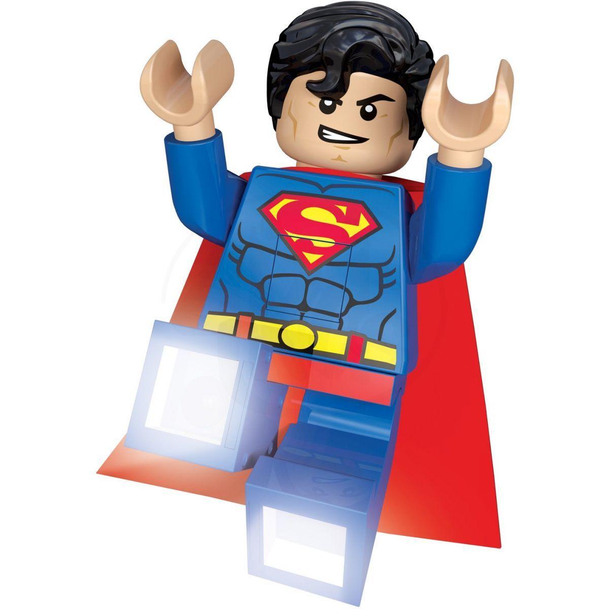 6 Malvorlagen Lego Superheroes: LEGO DC Super Heroes Superman Baterka