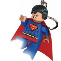LEGO DC Super Heroes Superman Svítící figurka 4
