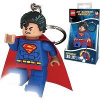LEGO DC Super Heroes Superman Svítící figurka 6