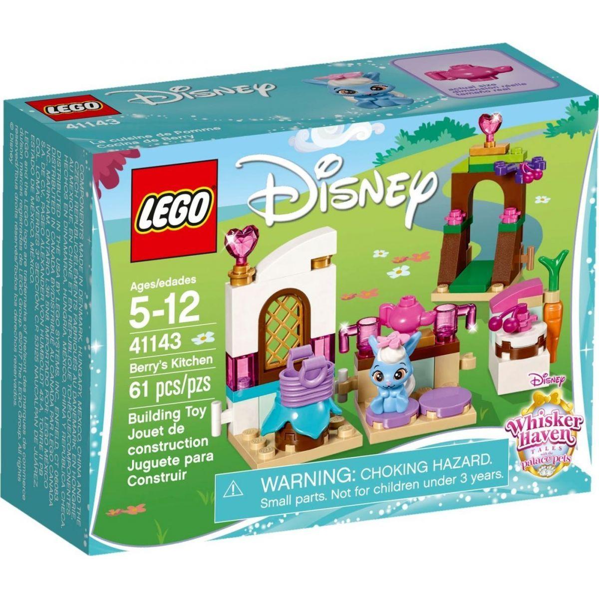 LEGO Disney příběhy 41143 Borůvka a její kuchyně