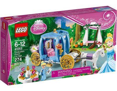 LEGO Friends 41053 - Popelčin kouzelný kočár