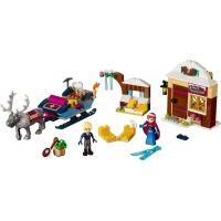LEGO Disney Princess 41066 Dobrodružství na saních s Annou a Kristoffem 2