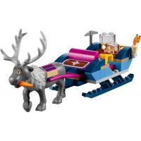 LEGO Disney Princess 41066 Dobrodružství na saních s Annou a Kristoffem 3
