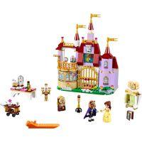 LEGO Disney Princess 41067 Bella a kouzelný hrad 2