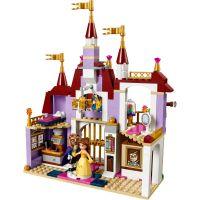 LEGO Disney Princess 41067 Bella a kouzelný hrad 4