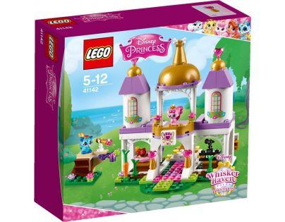 LEGO Disney Princess 41142 Mazlíčci z paláce Královský hrad