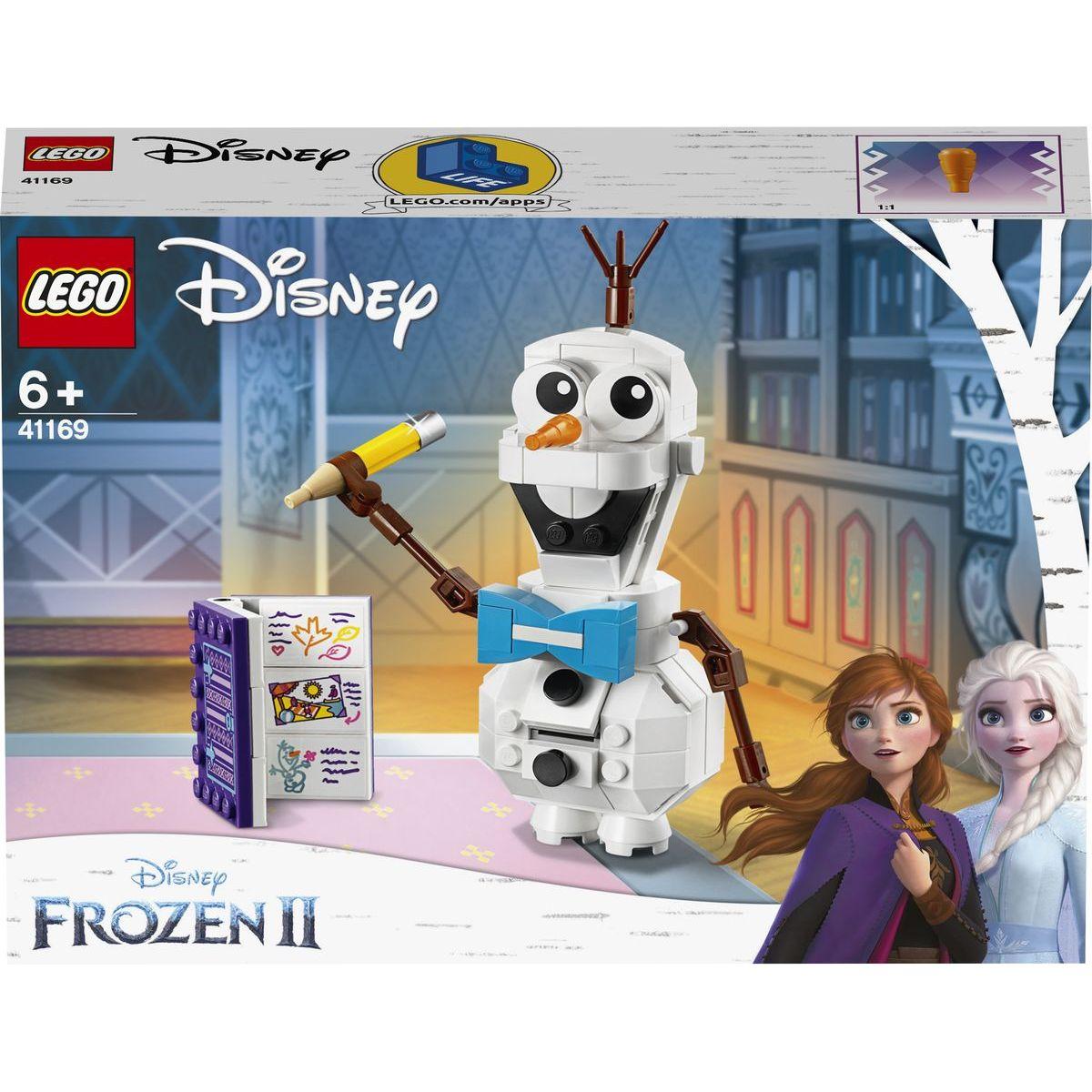 LEGO Disney Princess 41169