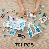 LEGO® I Disney Princess™ 43172 Elsa a jej čarovný ľadový palác 5