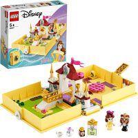 LEGO® I Disney Princess™ 43177 Bella a její pohádková kniha dobrodružství
