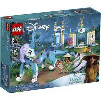 LEGO Disney Princess 43184 Raya a drak Sisu 2