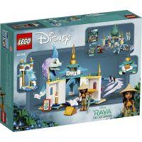 LEGO Disney Princess 43184 Raya a drak Sisu 3