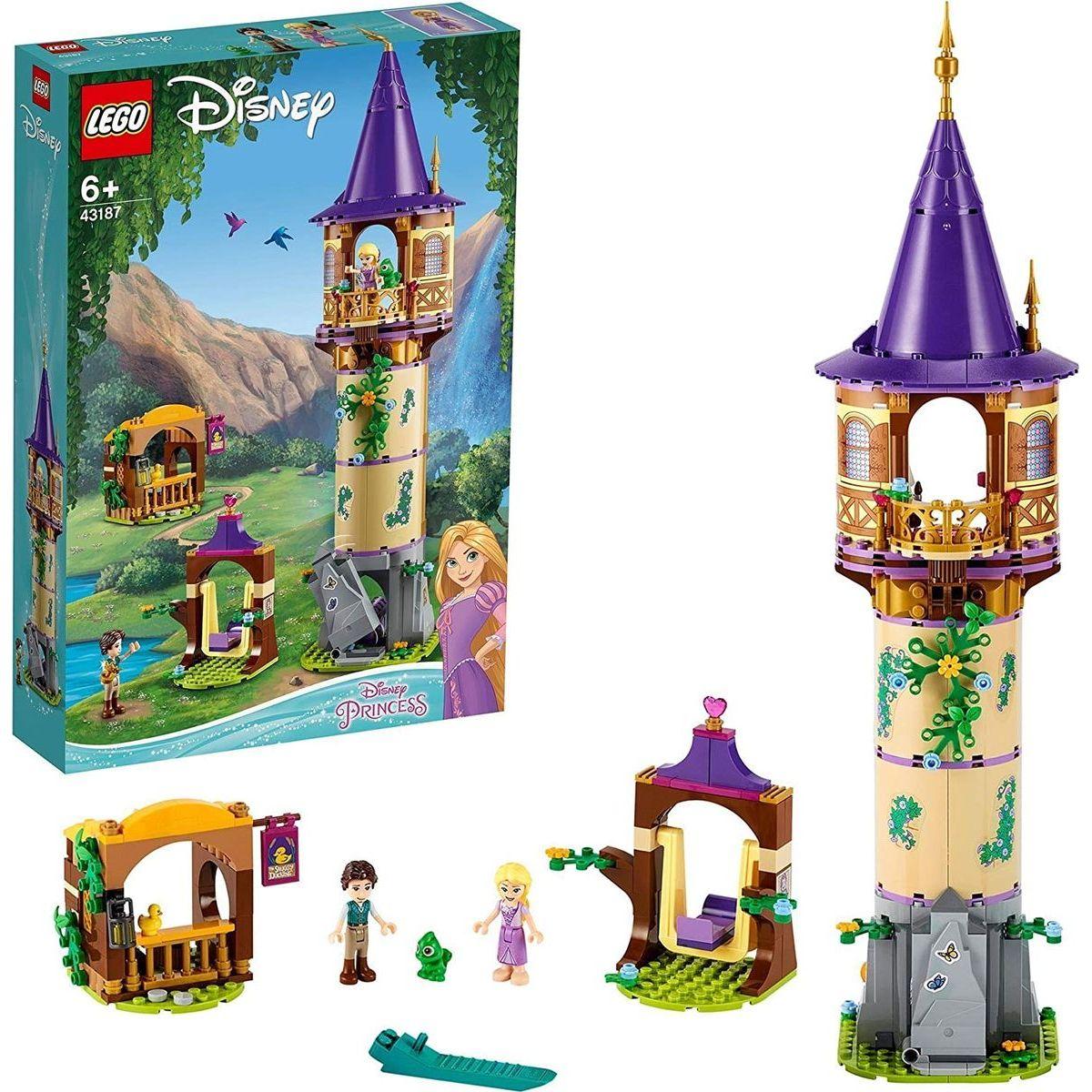LEGO® I Disney Princess™ 43187 Rapunzel vo veži