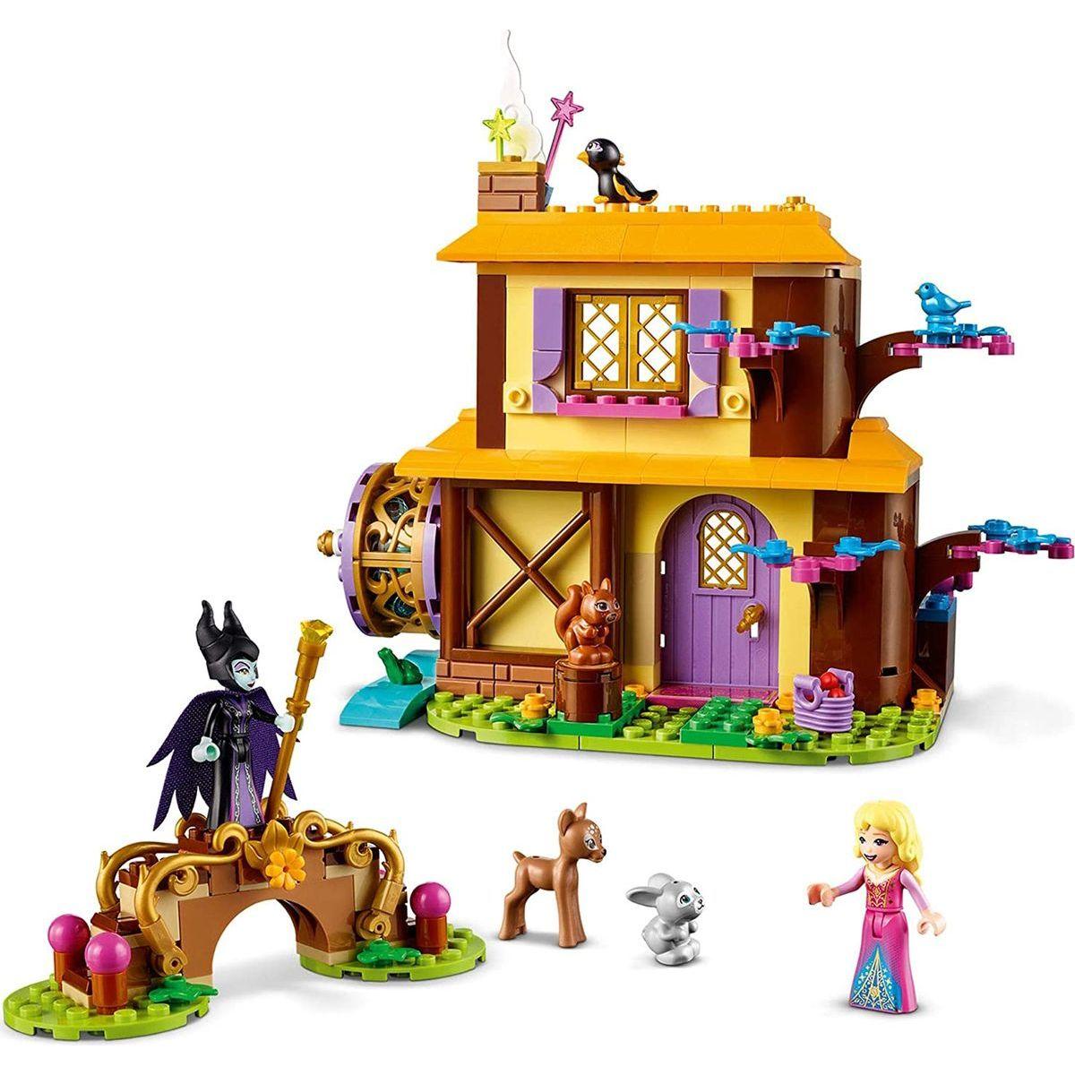 LEGO Disney Princess Šípková Růženka a lesní chaloupka