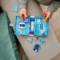 LEGO Disney Princess 43189 Elsa a Nokk a ich rozprávková kniha dobrodružstiev 4