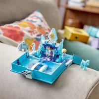 LEGO Disney Princess 43189 Elsa a Nokk a ich rozprávková kniha dobrodružstiev 5
