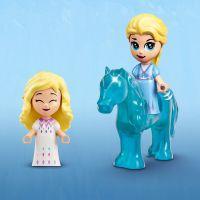 LEGO Disney Princess 43189 Elsa a Nokk a ich rozprávková kniha dobrodružstiev 6