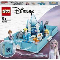 LEGO Disney Princess 43189 Elsa a Nokk a ich rozprávková kniha dobrodružstiev 2
