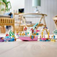 LEGO® I Disney Princess™ 43191 Arielina slavnostní loď 4
