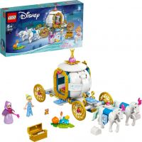 LEGO® I Disney Princess™ 43192 Popelka a královský kočár