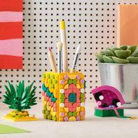 LEGO® DOTS 41906 Stojánek na tužky ve tvaru ananasu 6