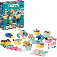 LEGO® DOTS 41926 Kreatívna sada tortičiek na párty