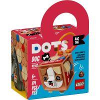 LEGO DOTS 41927 Ozdoba na tašku pejsek 2