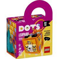 LEGO DOTS 41929 Ozdoba na tašku leopard 2