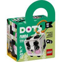 LEGO DOTS 41930 Ozdoba na tašku panda 2