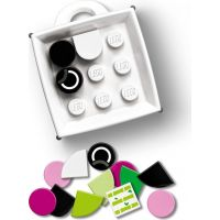 LEGO DOTS 41930 Ozdoba na tašku panda 4