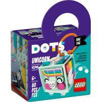 LEGO® DOTS 41940 Ozdoba na tašku Jednorožec 6