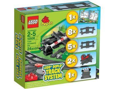 LEGO DUPLO 10506 Doplňky k vláčku - Poškozený obal