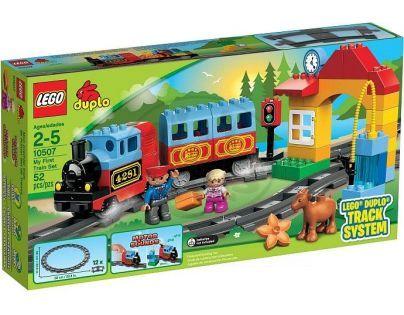 LEGO DUPLO 10507 Můj první vláček - Poškozený obal