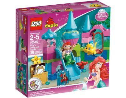 LEGO DUPLO Princezny 10515 - Podmořský zámek víly Ariel