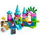 LEGO DUPLO Princezny 10515 - Podmořský zámek víly Ariel 2