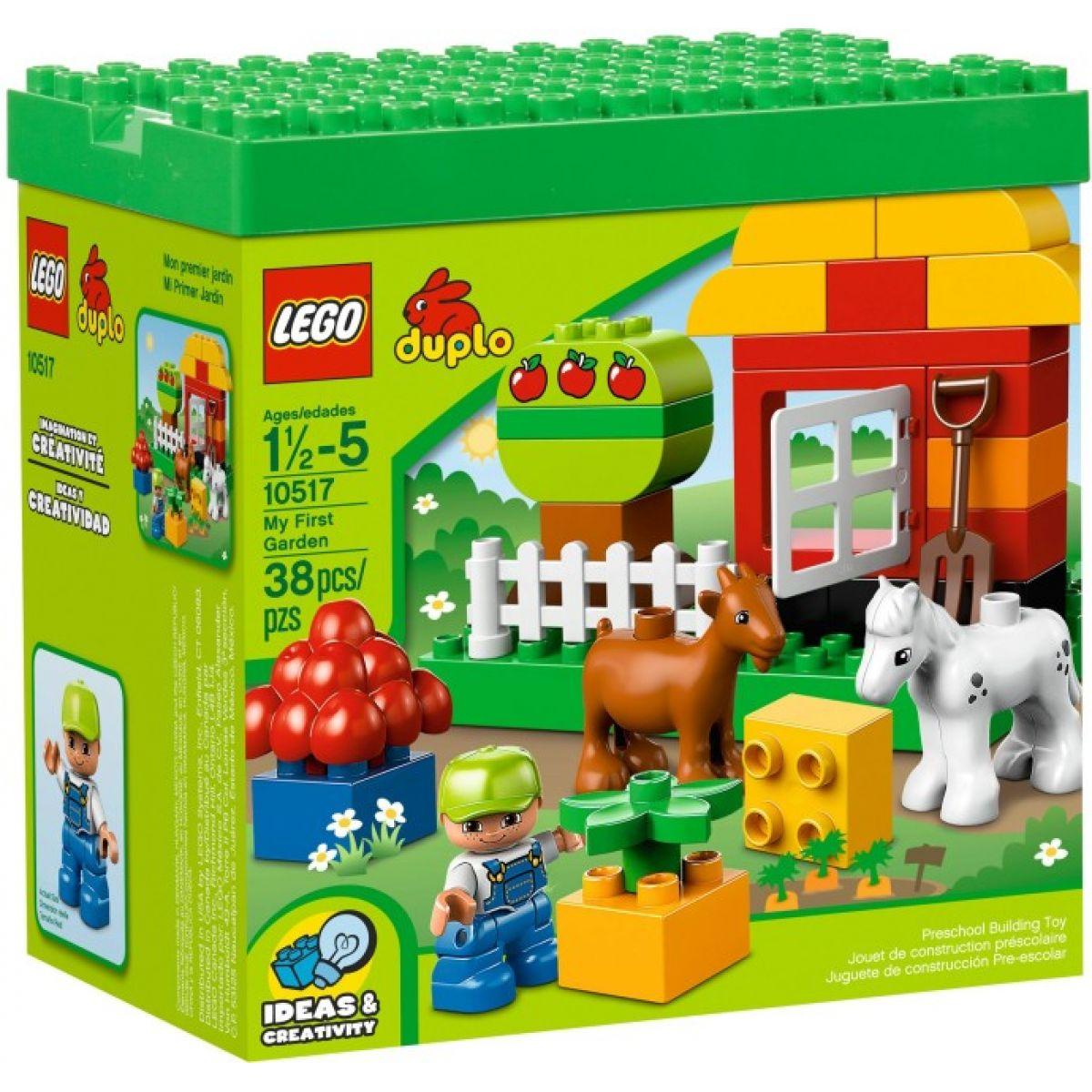 LEGO DUPLO 10517 - Moje první zahrada