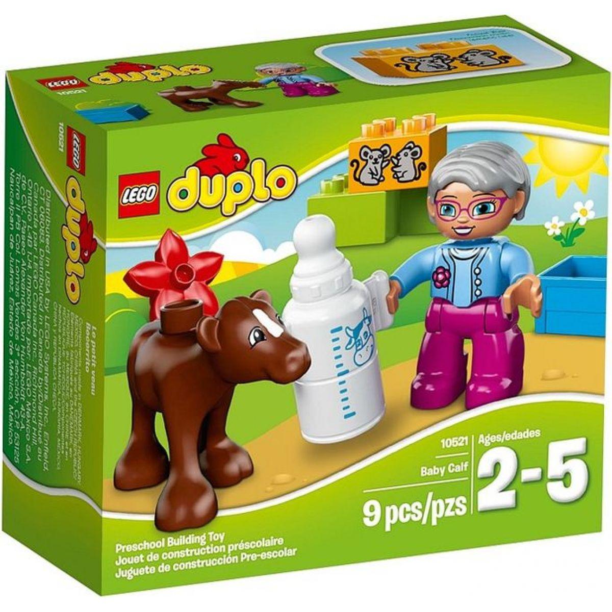 DUPLO LEGO Ville 10521 - Telátko