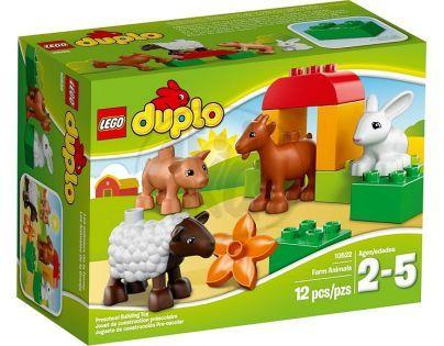 DUPLO LEGO Ville 10522 - Zvířátka z farmy