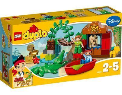 LEGO DUPLO Pirát Jake 10526 - Peter Pan přichází
