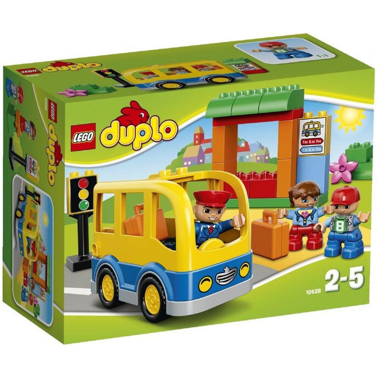 DUPLO LEGO Ville 10528 - Školní autobus