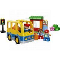 DUPLO LEGO Ville 10528 - Školní autobus 2