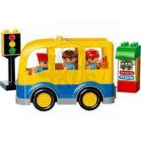 DUPLO LEGO Ville 10528 - Školní autobus 3