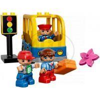 DUPLO LEGO Ville 10528 - Školní autobus 4