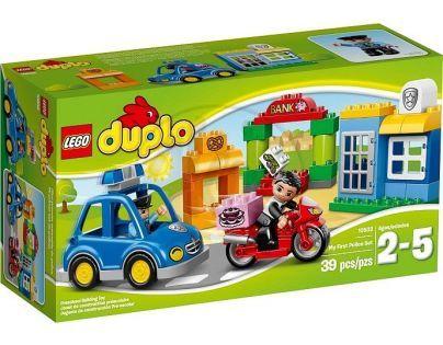 DUPLO LEGO Ville 10532 - Policie