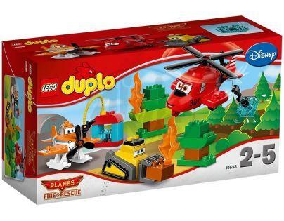 LEGO DUPLO Planes 10538 - Hasiči a záchranáři