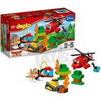 LEGO DUPLO Planes 10538 - Hasiči a záchranáři 3