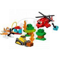 LEGO DUPLO Planes 10538 - Hasiči a záchranáři 4