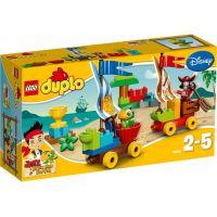 LEGO DUPLO Pirát Jake 10539 - Závody na pláži 2