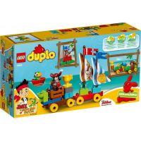 LEGO DUPLO Pirát Jake 10539 - Závody na pláži