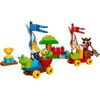 LEGO DUPLO Pirát Jake 10539 - Závody na pláži 3